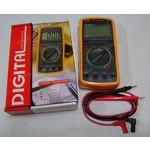 Digitale multimeter tester met 3,5 digit LCD display