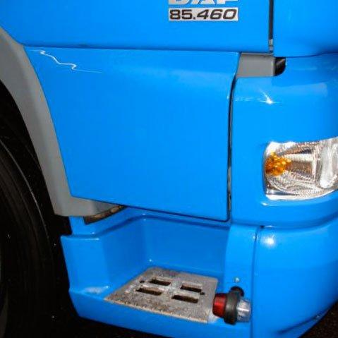 DAF Trucks CF 85 Türverlängerung