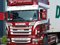 Scania R-Typ Highline Sonnenblende type 1-a