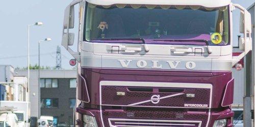 Volvo FH4
