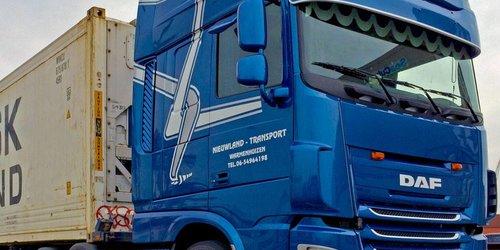 DAF Trucks XF 106