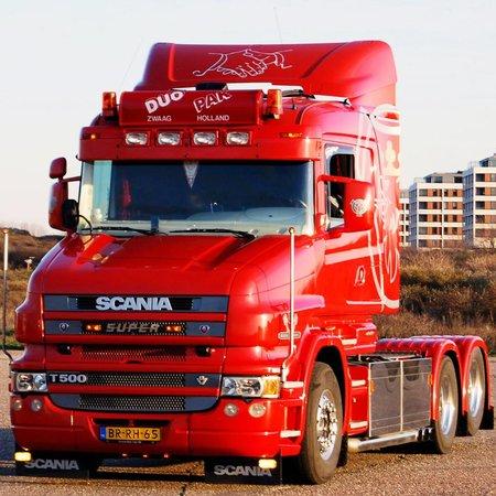 Scania Série 4