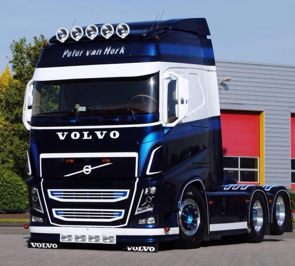 Visière complète type 2 pour Volvo FH4