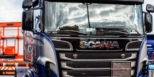 Scania R-series Topline