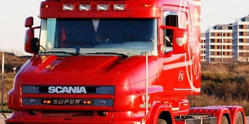 Scania 4-Series Highline