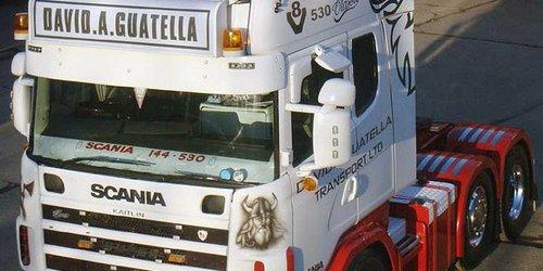 Scania 4-series Topline