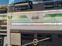 Front plate Volvo FH4