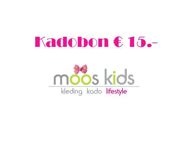 Kadobon 15,-