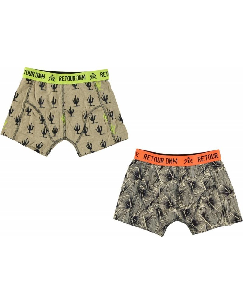 Retour Bruce A - Retour boxershorts (2pack)