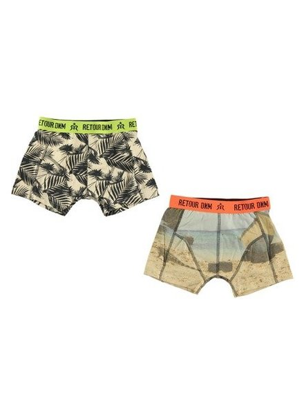 Retour Bruce B - Retour boxershorts (2pack) - Copy