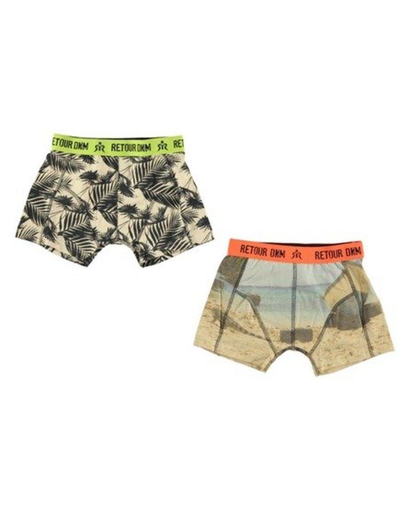 Retour Bruce - Retour boxershorts (2pack)