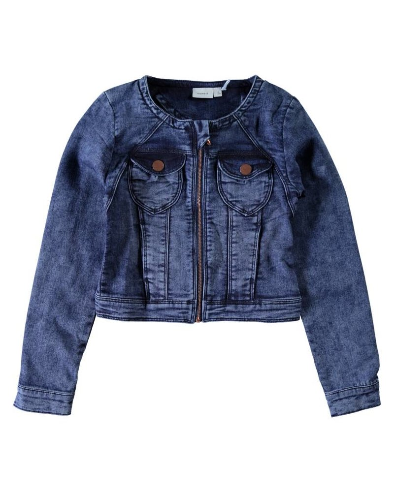 Name It Netstar Esa Denim Jacket
