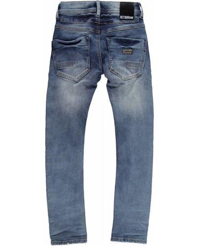 Retour Luigi Jeans Medium Blue