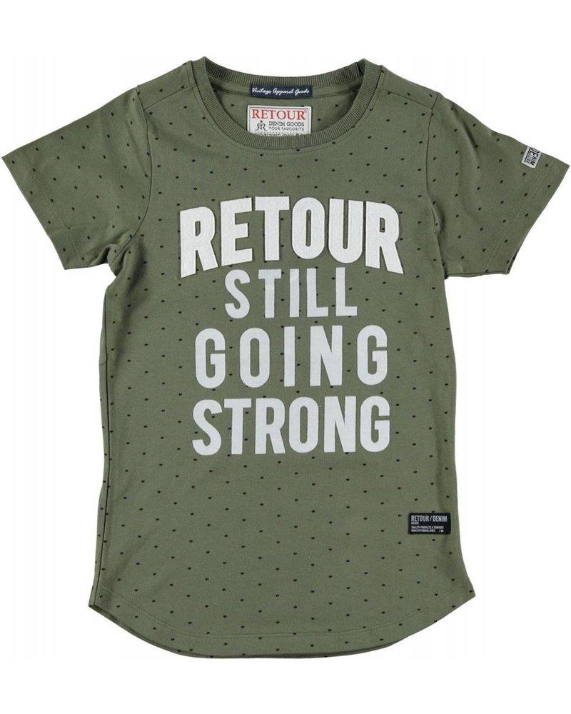 Retour Thijs Shirt