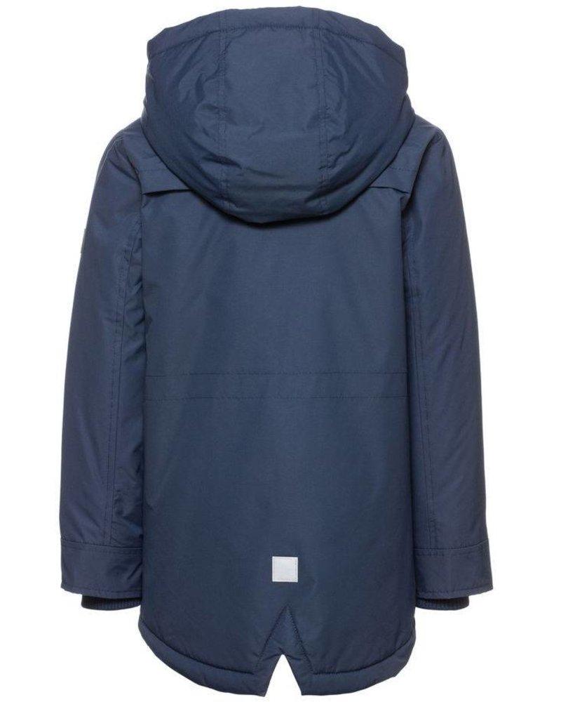 Name It NitMyles Winterjas - Dress Blues
