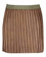 Like Flo Suede Look skirt