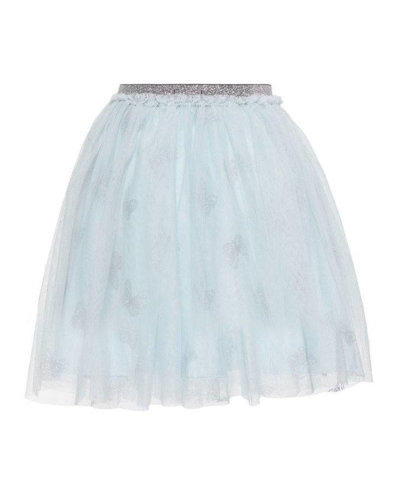 Name It NKFKilla Tulle Rok - blauw