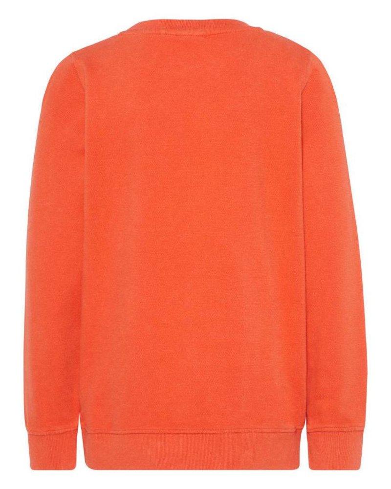 Name It NKM Klody Sweater - paprika