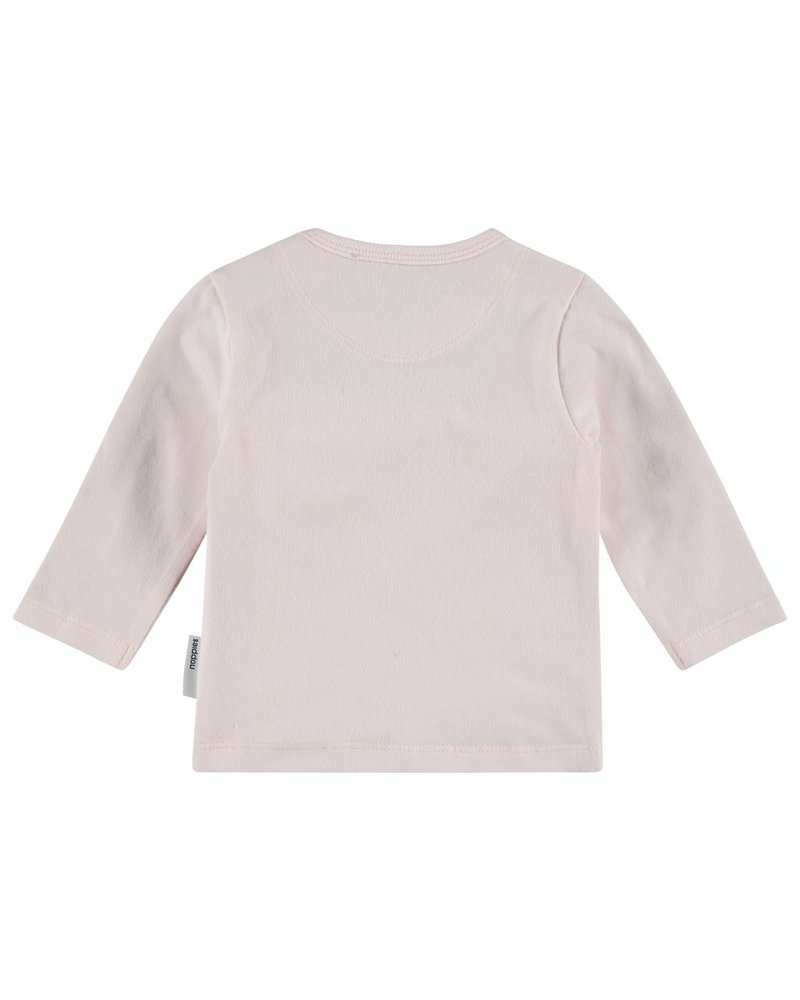 Noppies Tee Kalamazoo - light pink
