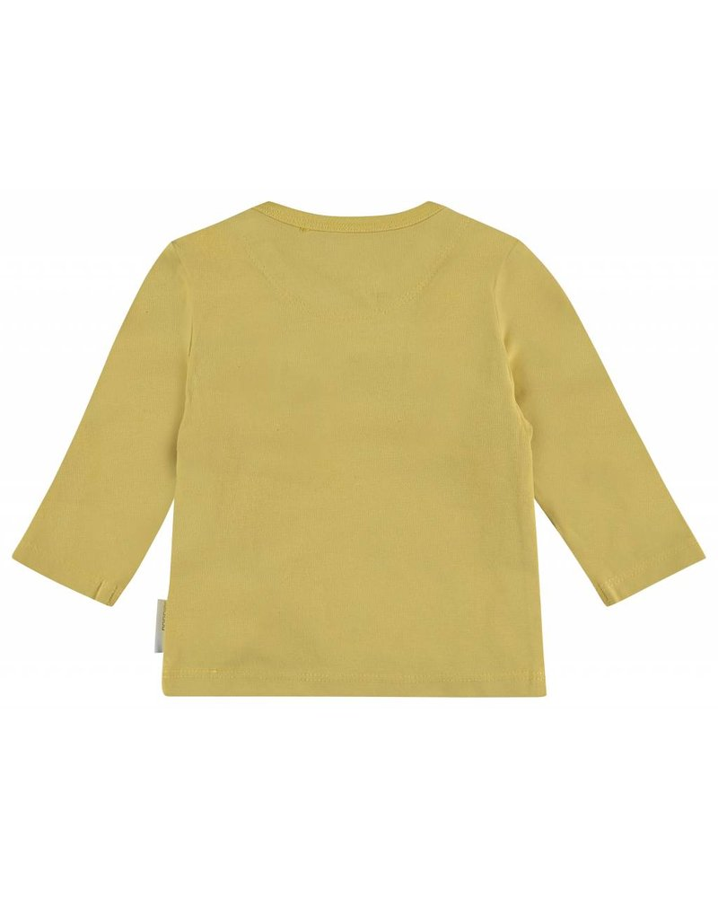 Noppies Tee Kalamazoo - yellow