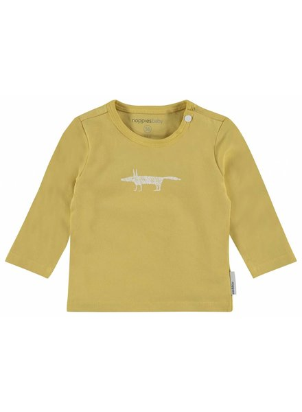 Noppies Tee Kalamazoo - yellow