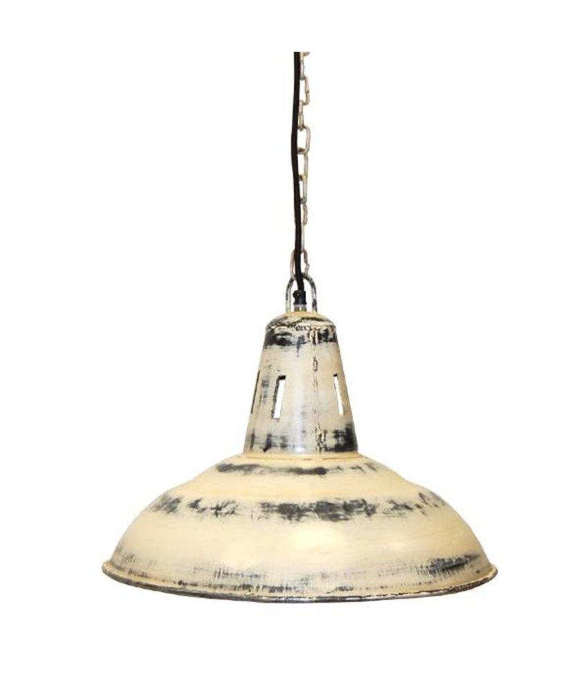 Trademark Living Brocant Witte Hanglamp