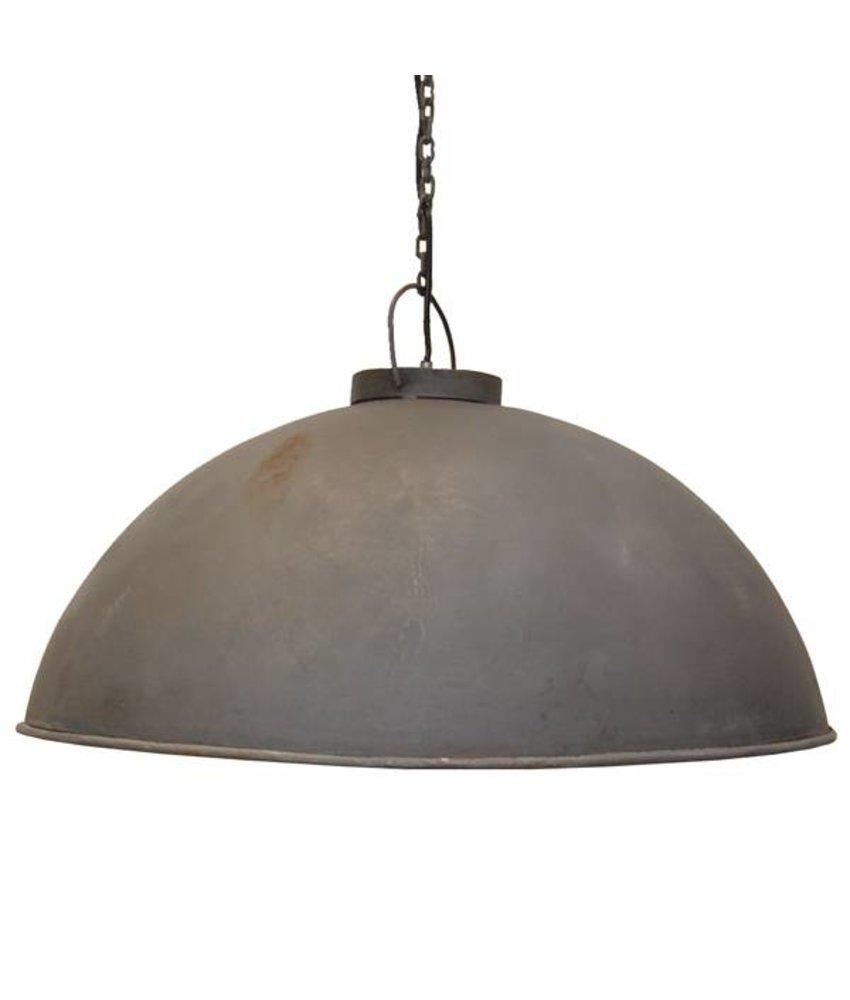 Trademark Living Grote Hanglamp Zink - 52 cm