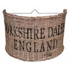 Sweet Living Rieten Lampenkap Halfrond - Yorkshire Dales