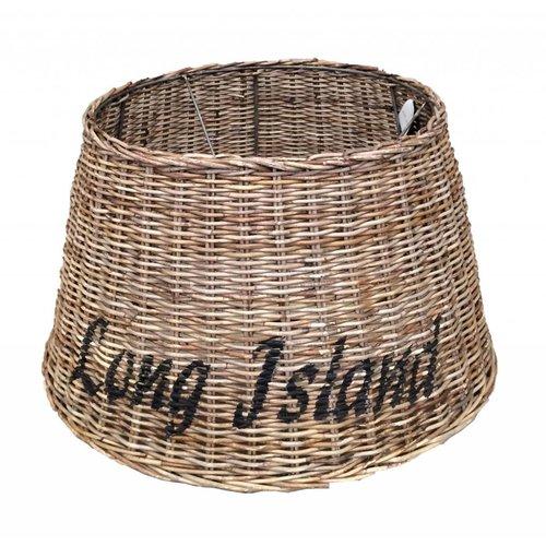 Sweet Living Rieten Vloerlampenkap - Long Island