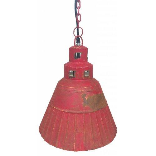 Trademark Living Rode Hanglamp - 28,5 cm