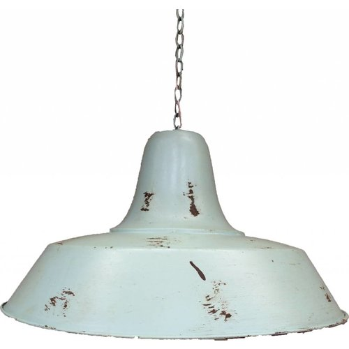 Sweet Living Hanglamp Metaal/Olijf - Ø 45 cm x H 24 cm