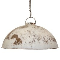 Trademark Living Witte Hanglamp