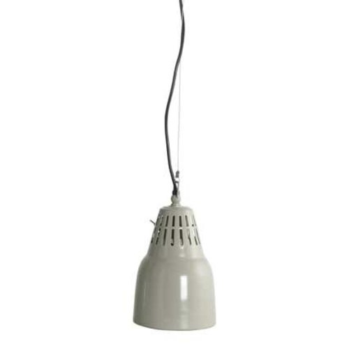 House Doctor Hanglamp Grijs Pillar - Ø14 cm