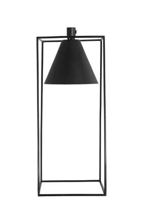 Vensterbank lamp industrieel