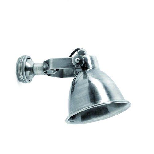 Nordal Wandlamp Antiek Zilver
