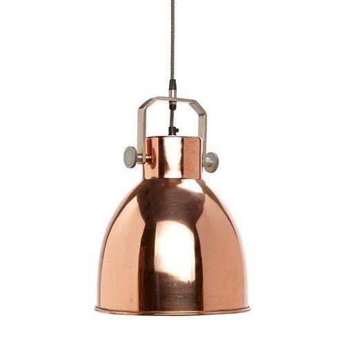 Hanglamp Koper/Oranje - Hübsch Interior