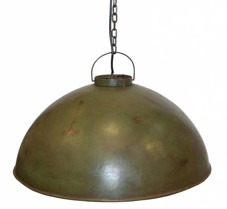 Groene Hanglamp - Trademark Living