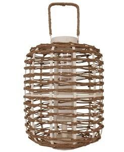 Windlicht Jute - Braxton Collection