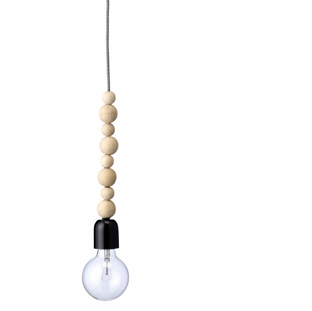 Hanglamp Kralen - Bloomingville