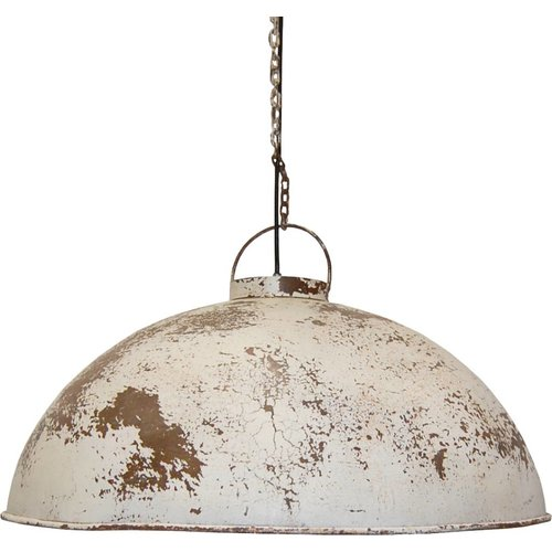 Trademark Living Grote Hanglamp Wit