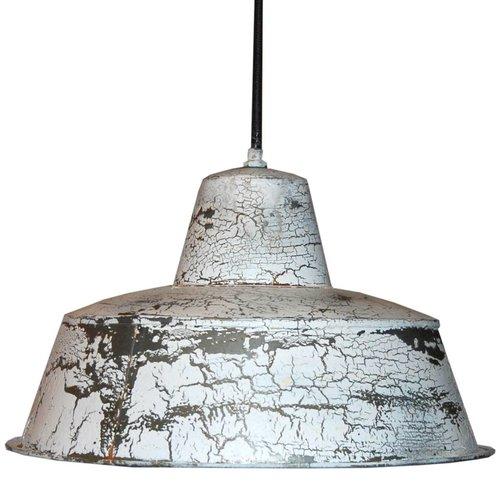 Trademark Living Witte Hanglamp Trendy - 31xH21 cm