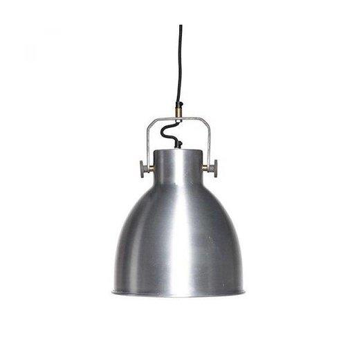 Hübsch Interior Hanglamp Zilver - Ø29XH41CM