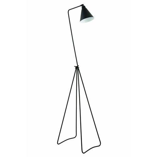 House Doctor Vloerlamp Game Zwart/Wit - 150 cm