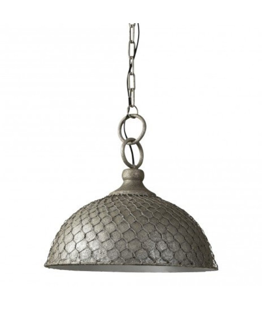 PTMD Ronde Hanglamp Metaal