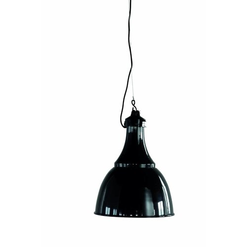 House Doctor Zwarte Hanglamp Dana - 35 cm