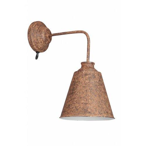 J-Line Wandlamp Roest - 31x19x36 cm