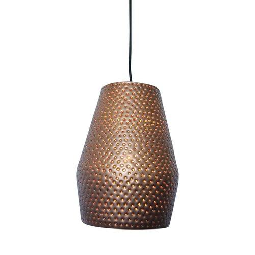Sweet Living Hanglamp Spike Koper - 21x28 cm