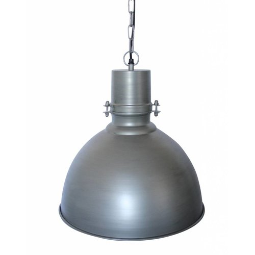 Sweet Living Hanglamp Urban vintage grey - 39x39 cm