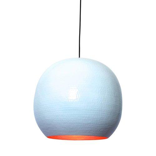 Sweet Living Hanglamp Artisan XL Glossy Wit - 40x35 cm