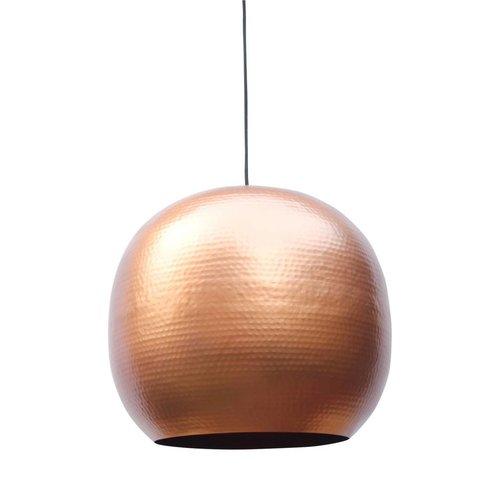 Sweet Living Hanglamp Artisan XL Koper - 40x35 cm